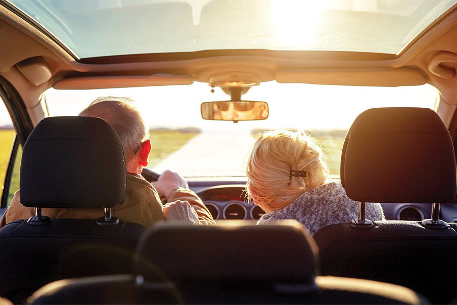Driving Discomforts from Aging