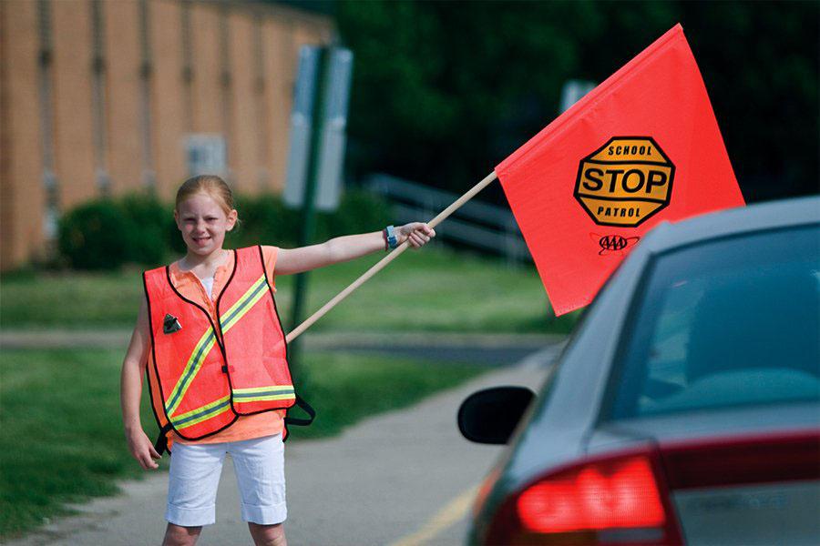 School Safety Patroller in Minneapolis MN