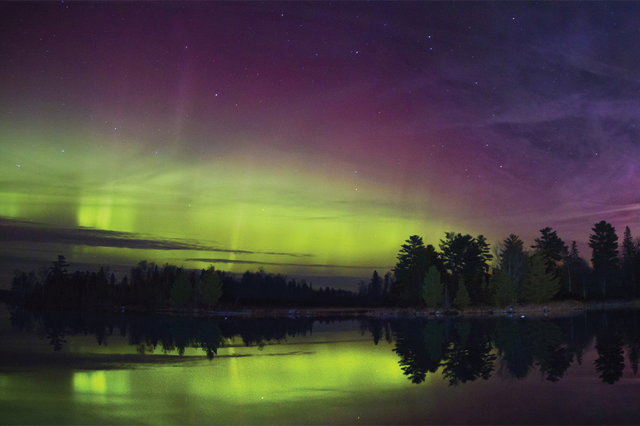 How to See the Northern Lights in Minnesota