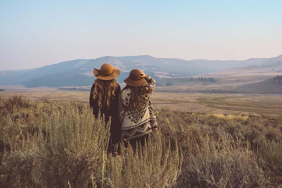 Yellowstone National Park - Lamar Valley