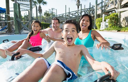 Family Theme Park Vacation Travel Experts