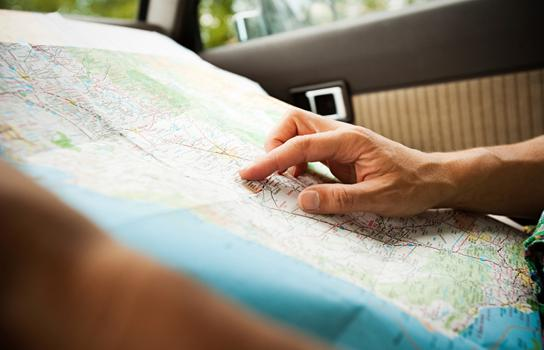 Road Trip Travel Information, AAA Maps and TripTiks