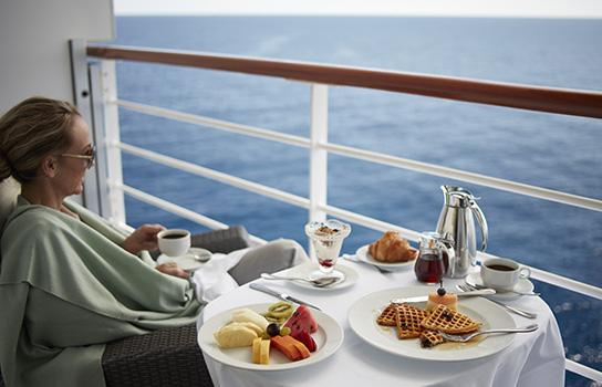 Oceania Cruises Inclusive Vacation Packages