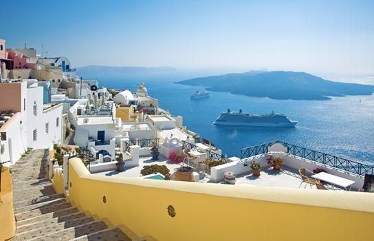 Cruise Ships in Greece - Travel with AAA for Discounts and Savings