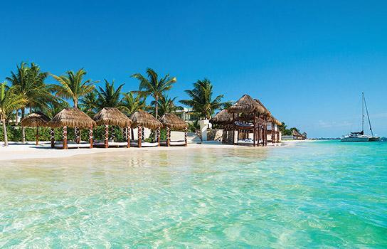 Inclusive Beach Vacation Resort