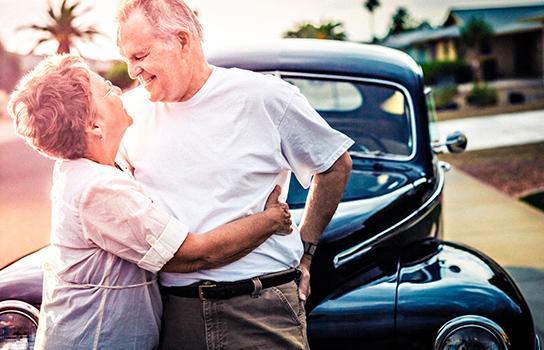 Safe Senior Driving Information