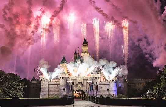 Theme Park Vacation Planning