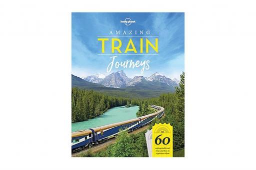 Book Cover Amazing Train Journeys