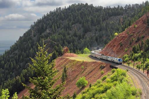 Amtrak Rail Vacation Deals