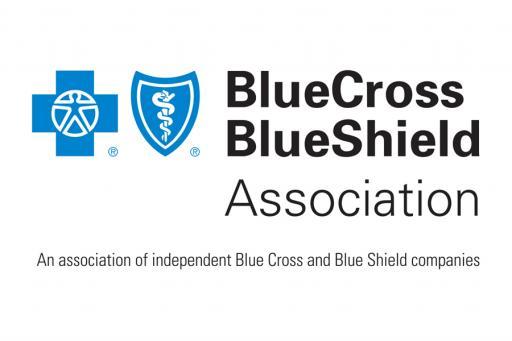 BlueCross BlueSheild Association logo An association of independent Blue Cross and Blue Shield Companies