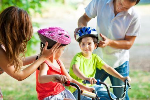 Bike Riding Safety