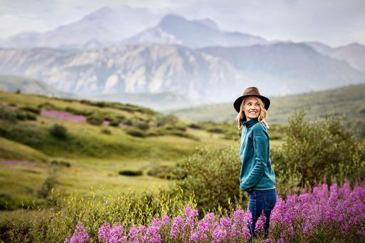 Cruise Traveler in Denali Alaska