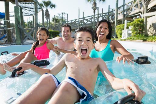 Family Theme Park Vacation Planning Experts