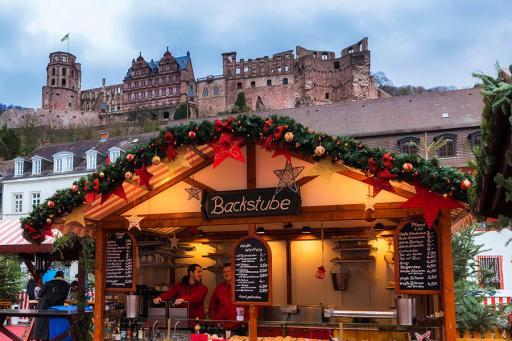 Christmas Markets in Heidelberg