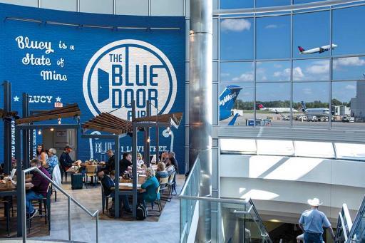 MSP Blue Door Pub - Travel Articles