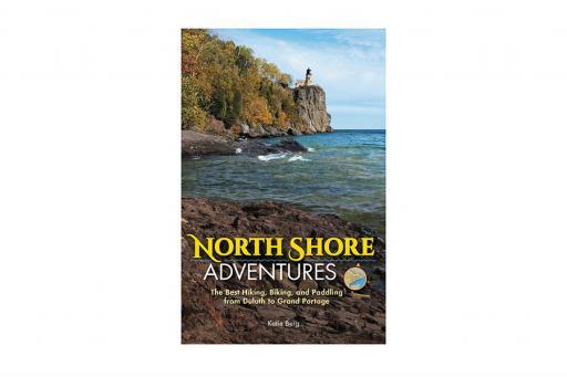 Book Cover North Shore Adventures