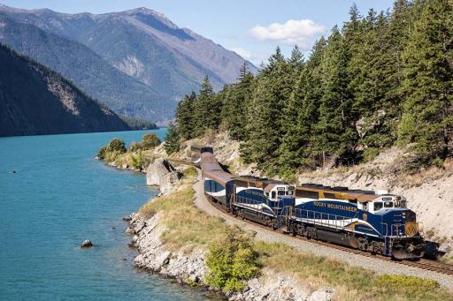 Rocky Mountaineer US and Canada Train Vacations
