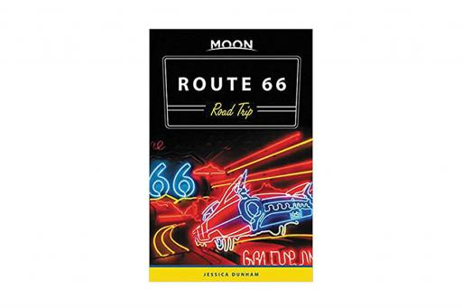Route 66 Road Trip Book Cover