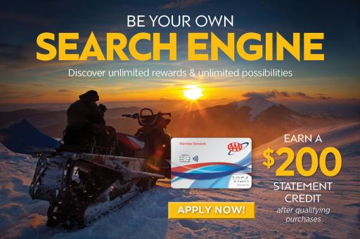 Discover Unlimited Rewards and Possibilities - Earn a 200 Dollar Statement Credit after Qualifying Purchases - Apply Now