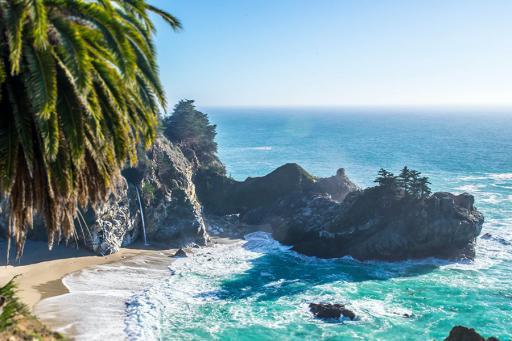 Beach Travel Destination