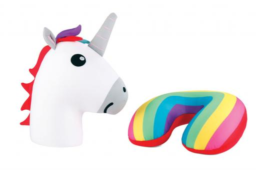 Unicorn Travel Neck Pillow