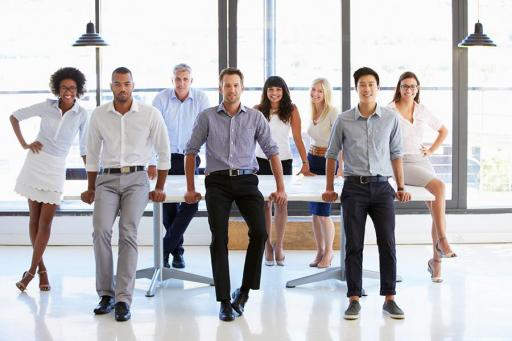 Group of Employees - Jobs in Hennepin County