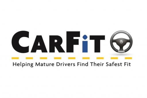 CarFit logo Helping Mature Drivers Find Their Safest Fit
