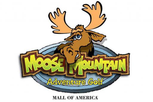 Moose Mountain Adventure Golf at Mall of America