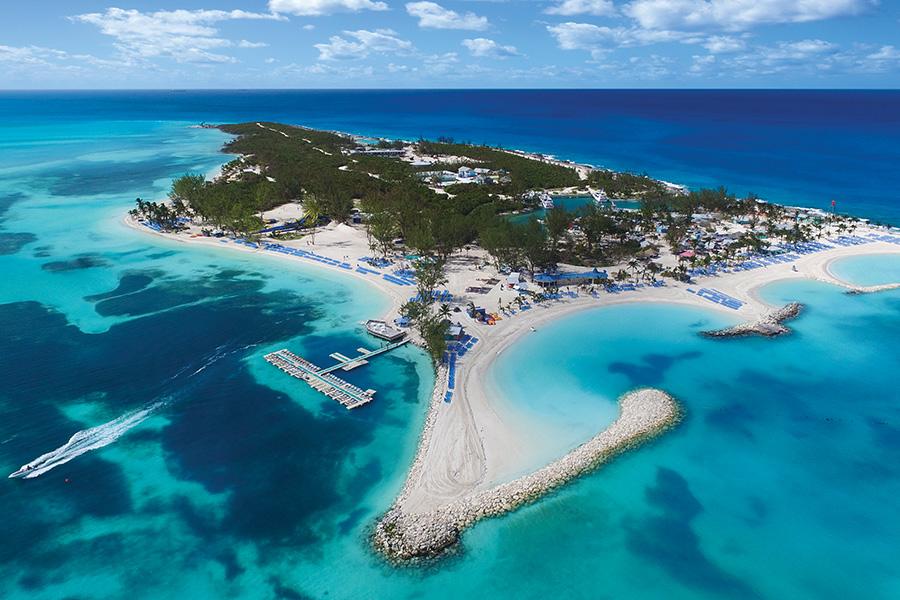 Family Cruise Vacation to CocoCay Bahamas