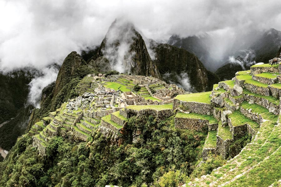 Travel Trip to Machu Picchu with Luxury Gold